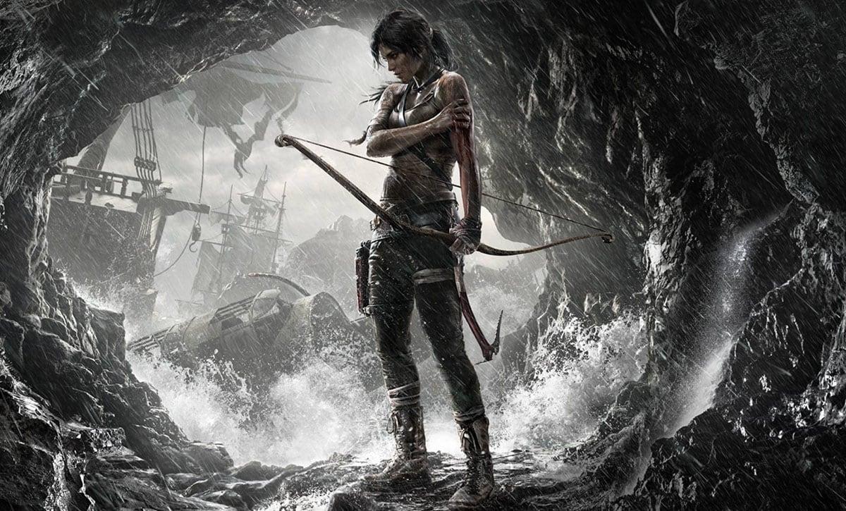 Nouveau Tomb Raider sortie 2013