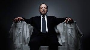 Pour sa 1ère série House of Cards, Netflix sort un casting impressionnant (Kevin Spacey)