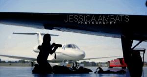 Jessica Ambats présente le métier de la photographie aérienne dans la vidéo réalisée par le service SmugMug