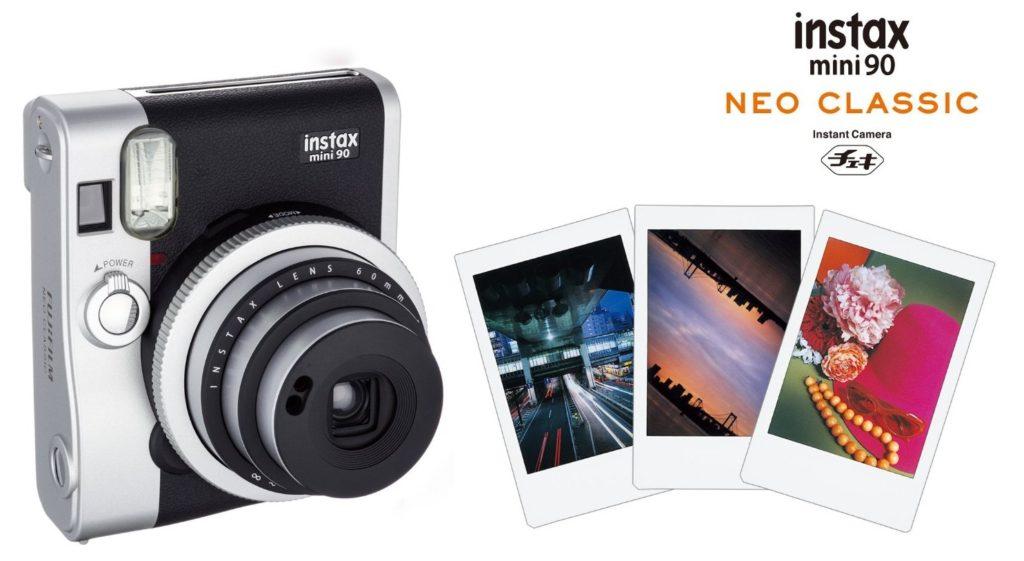 Appareil photo instantané Fujifilm Instax Mini 90 Neo Classic