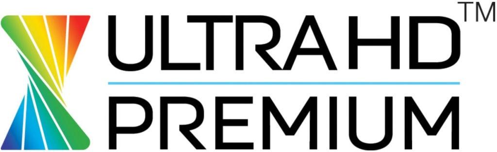 Logo Ultra HD Premium, un label répandu sur les TV HDR.