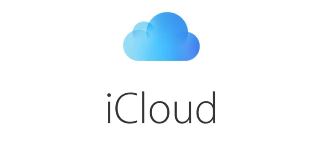 Logo du service de cloud iCloud (Apple)