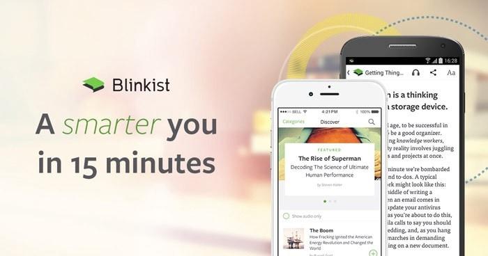 Application Blinkist
