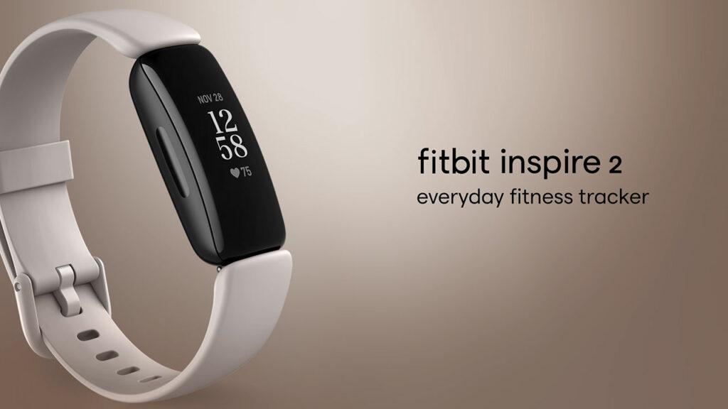 Fitbit Inspire 2, un bracelet connecté design et discret à utiliser au quotien